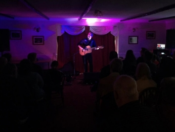 Reid Jamieson at the Junction Inn
