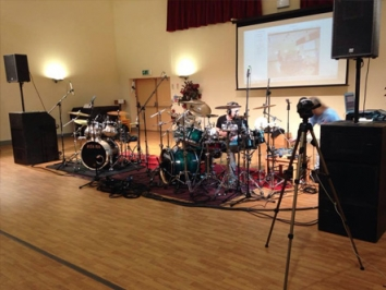 Lynch Radinsky Drum Clinic