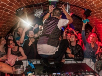 Craig Charles Funk & Soul at the Buttermarket